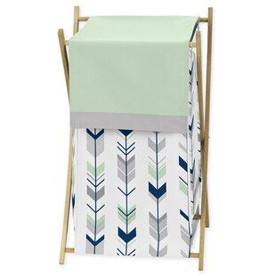 Savings Mod Arrow Laundry Hamper BySweet Jojo Designs