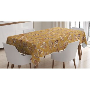 Fahey Tablecloth By Beachcrest Home