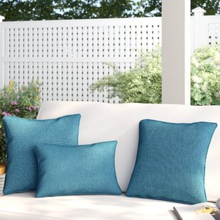 Briggs Water Resistant Outdoor Pillow (Set of 3)