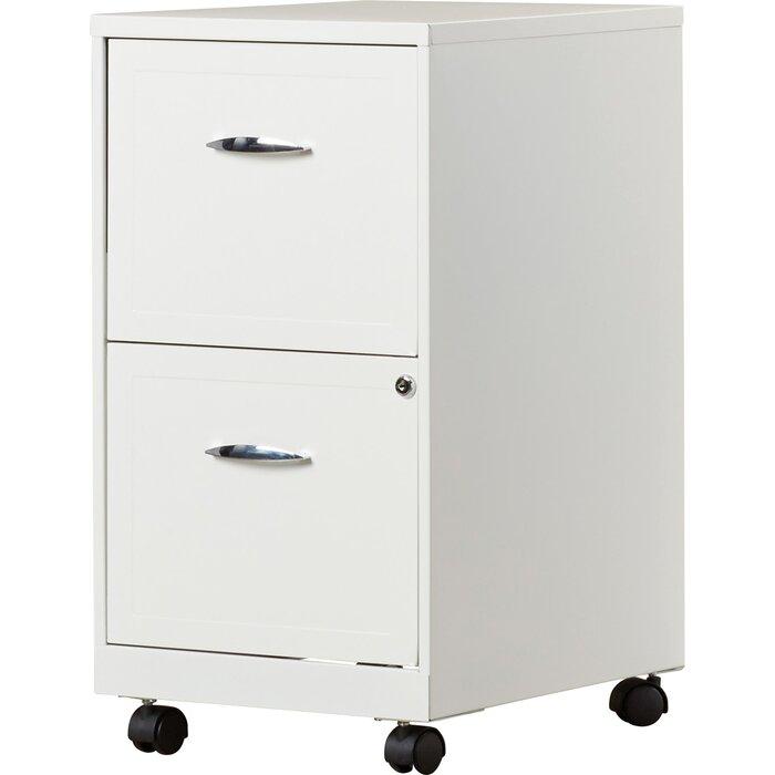 Zipcode Design Gigi 2 Drawer Mobile Filing Cabinet Reviews