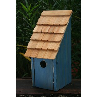 Heartwood Bunkhouse 16 in x 8 in x 8 in Bluebird House