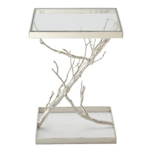Z Tree End Table