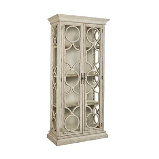Aryanna Single Curio Cabinet