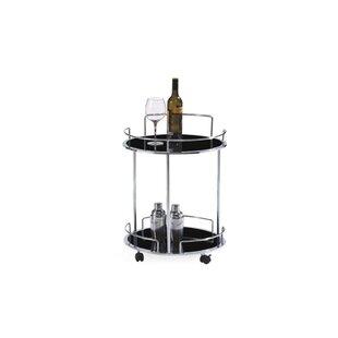 Olbia Bar Cart by Casabianca Furniture