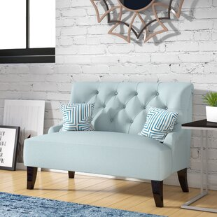 Best Reviews Jezebel Settee by Andover Mills Reviews (2019) & Buyer's Guide
