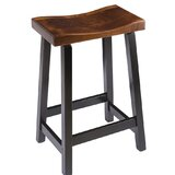 Bobbi 24 Bar Stool by Williston Forge