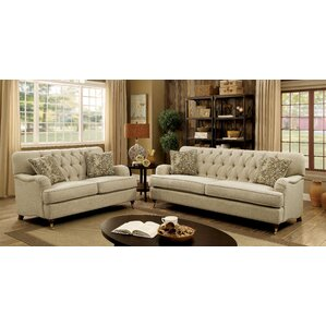 Luisa Configurable Living Room Set by Darby Home Co