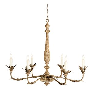 Italian 6-Light Chandelier..
