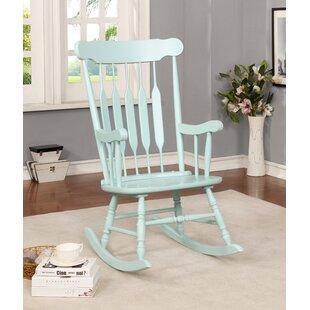 Highland Dunes Jerard Rocking Chair