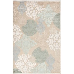Styers Floral Area Rug