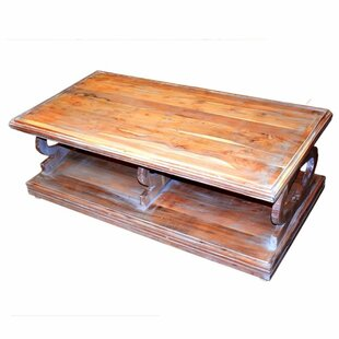 Wootton Wooden Coffee Table with Storage