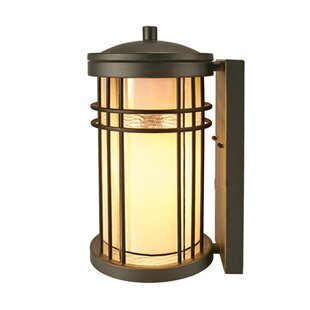 Bloomsbury Market Rhymes LED Outdoor Sconce