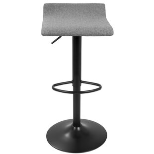 Fincastle Adjustable Height Bar Stool (Set of 2)