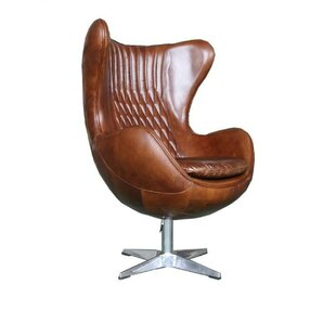 Randle Swivel Armchair By Williston Forge