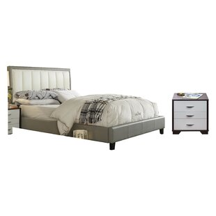 Clevenger Queen Panel Configurable Bedroom Set by House of Hampton Wonderful