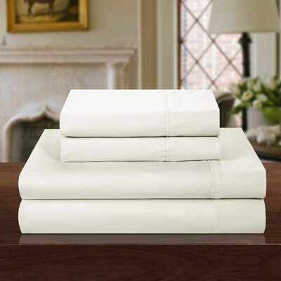 1000 Thread Count 100% Cotton Sheet Set Chic Home