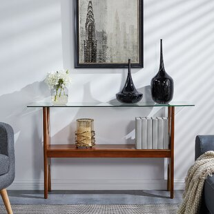 Nasir Console Table by George Oliver