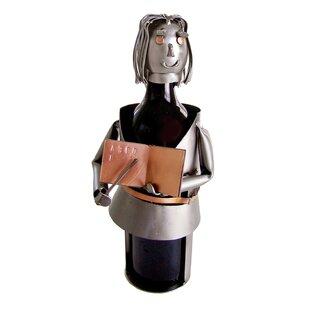 Teacher Female 1 Bottle Tabletop Wine Rac..