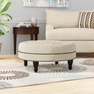 Chamness Cocktail Ottoman by Darby Home Co