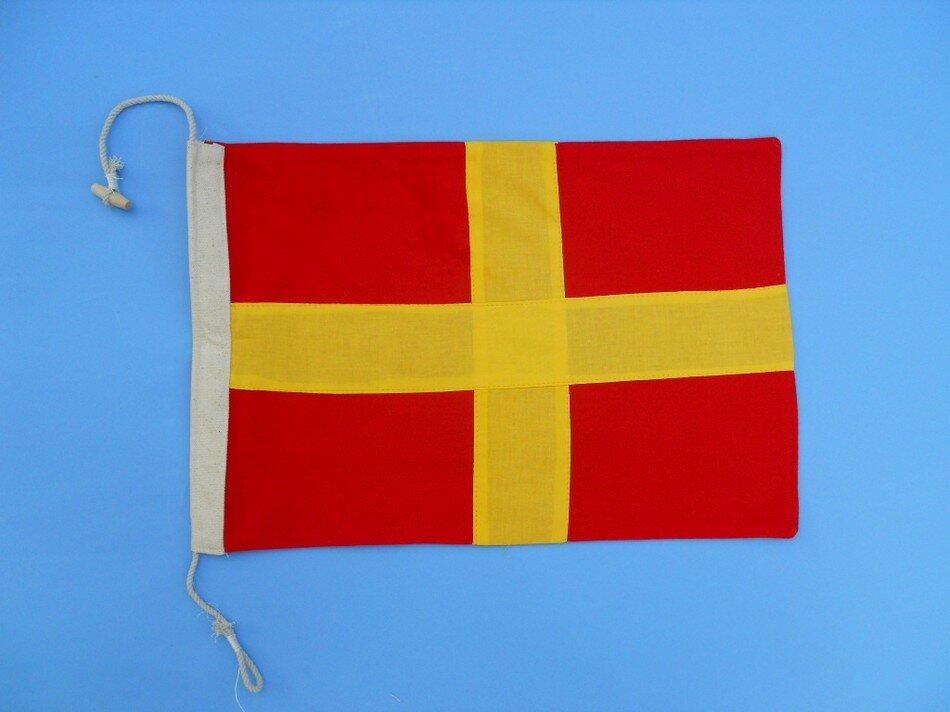 Handcrafted Nautical Decor Letter R Cloth Nautical Alphabet Flag ...