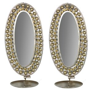 ESSENTIAL DÉCOR & BEYOND, INC Mirror (Set of 2)