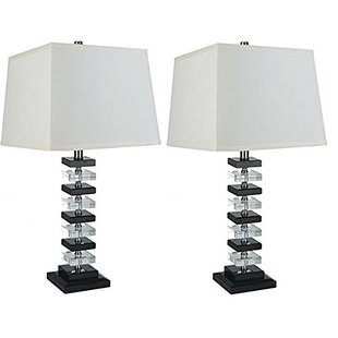Nomi Extravagant Essentials 26 Table Lamp (Set of 2)