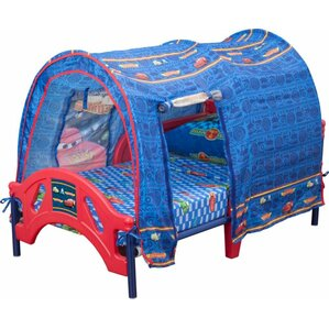 Disney Pixar Cars Tent Toddler Canopy Bed by Delta Children