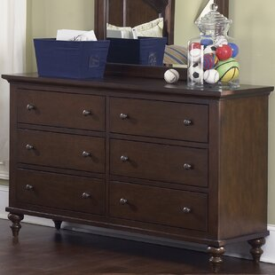 Reviews Middlesbrough 6 Drawer Dresser by Harriet Bee Reviews (2019) & Buyer's Guide