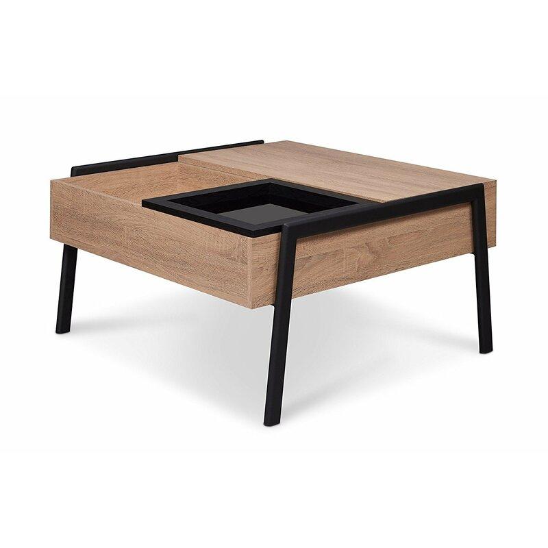 Brayden Studio Sabrina Lift Top Coffee Table Wayfair