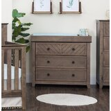 Toups 3 Drawer Dresser by Loon Peak®