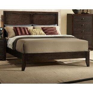 Canora Grey Mcnally Panel Bed