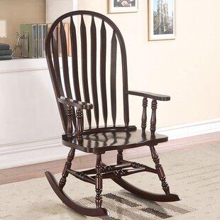 A&J Homes Studio Rocking Chair