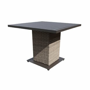 Monterey Wicker Dining Table by TK Classics Today Sale Only