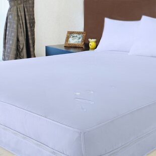 Stayclean Stain and Water Resistant Fitted Mattress Protector Set by Stayclean