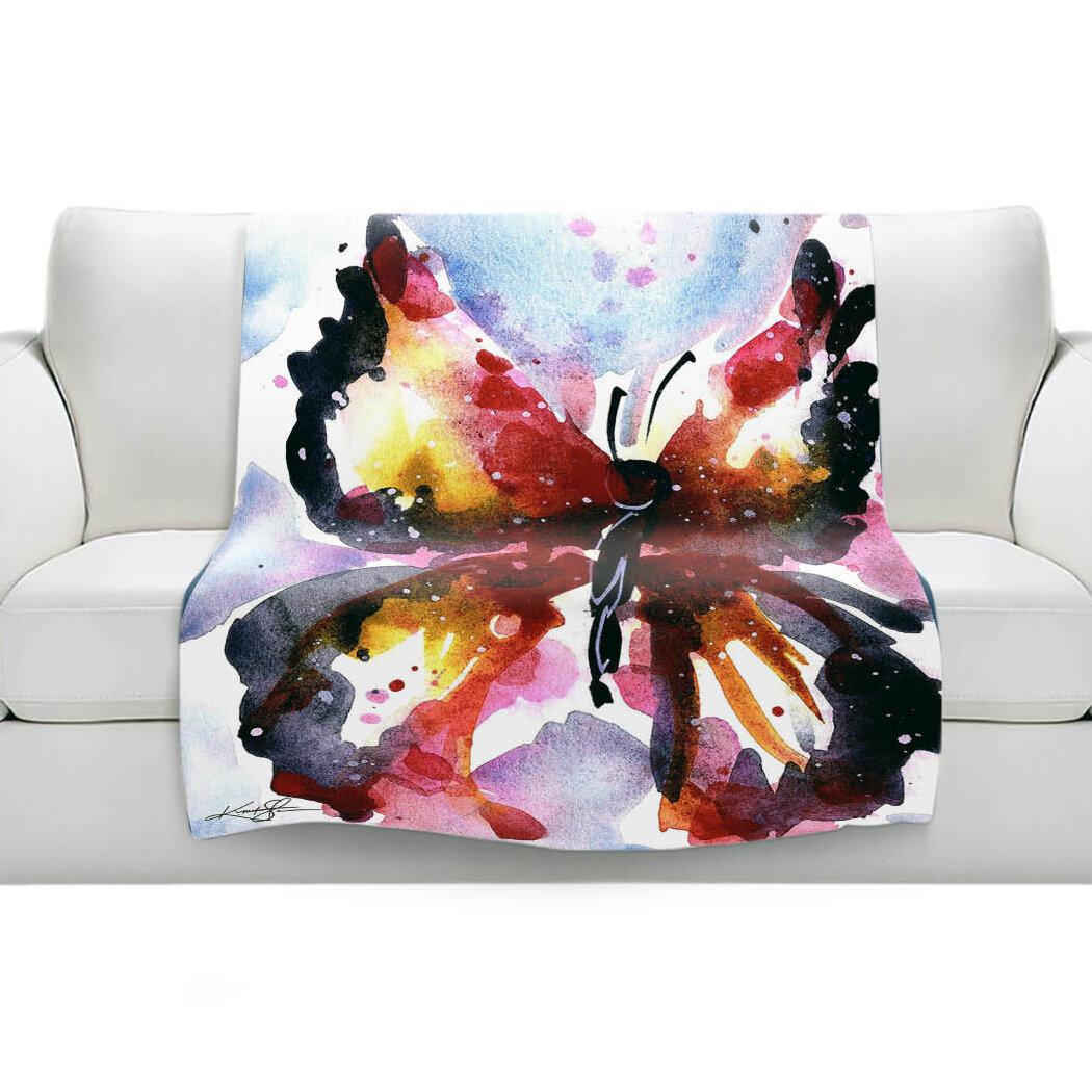 Red Wildlife Blankets Throws You Ll Love In 2021 Wayfair
