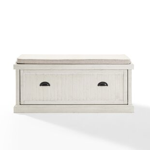 Izora Storage Bench by Beachcrest Home