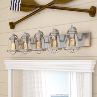 Crowder 5-Light Vanity Lig..