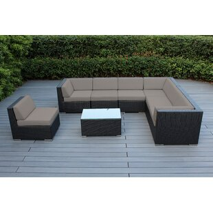 Modern Contemporary Sunbrella Outdoor Furniture Allmodern