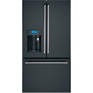 22.2 cu. ft. French-Door Refrigerator with Keurig® K-Cup® Brewing System by Café™
