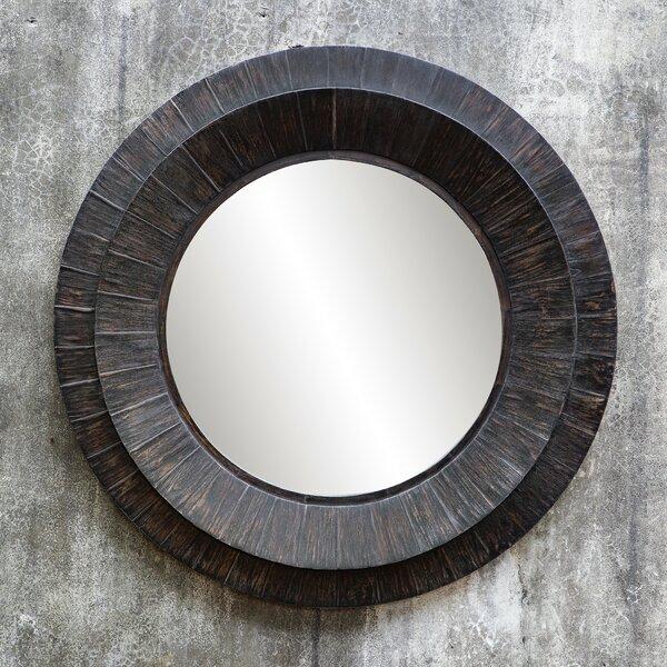 Max Studio Round Mirrors Wayfair Ca