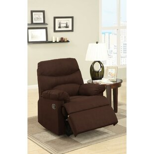 Pardue Plush Manual Recliner