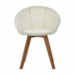 Ebern Designs Rattan Dining Chairs
