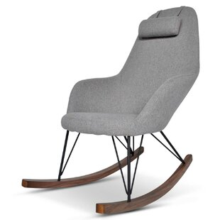 Reviews Mellinger Rocking Chair by Mack & Milo Reviews (2019) & Buyer's Guide