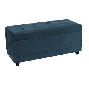 Duda Upholstered Storage Bench by Darby Home Co