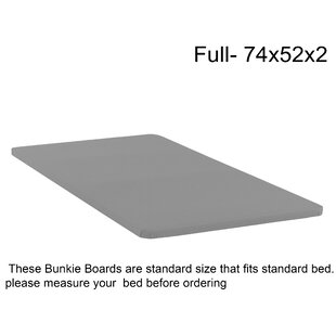 Audra Folding Wood Bunkie Board