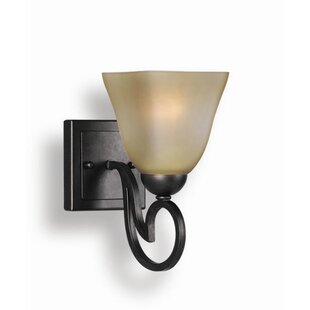 Palermo 1-Light Bath Sconce by..