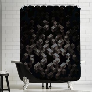 Cwwb Dyn Gyn Single Shower Curtain