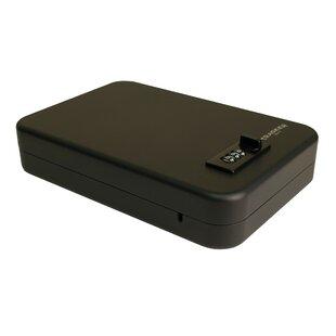Tracker Safe Single Pistol Combination Lock Safe Box