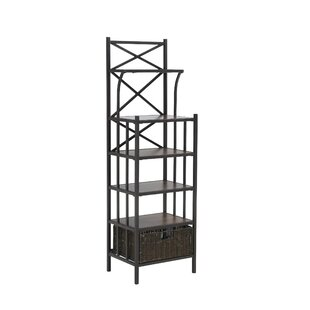 Magdaleno Iron Baker's Rack by Gracie Oaks