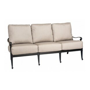 Woodard Wiltshire Sofa with Cushions